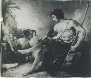 Title: Two grands tableaux decoratifs  Artist: Lemoine